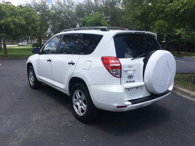 2011 Toyota RAV4 FWD 4dr 4-cyl 4-Speed Automatic - Click to see full-size photo viewer