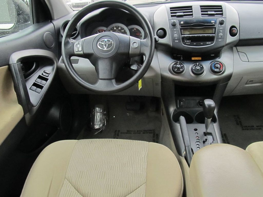 2011 Toyota RAV4 FWD 4dr 4-cyl 4-Speed Automatic - 18496041 - 12