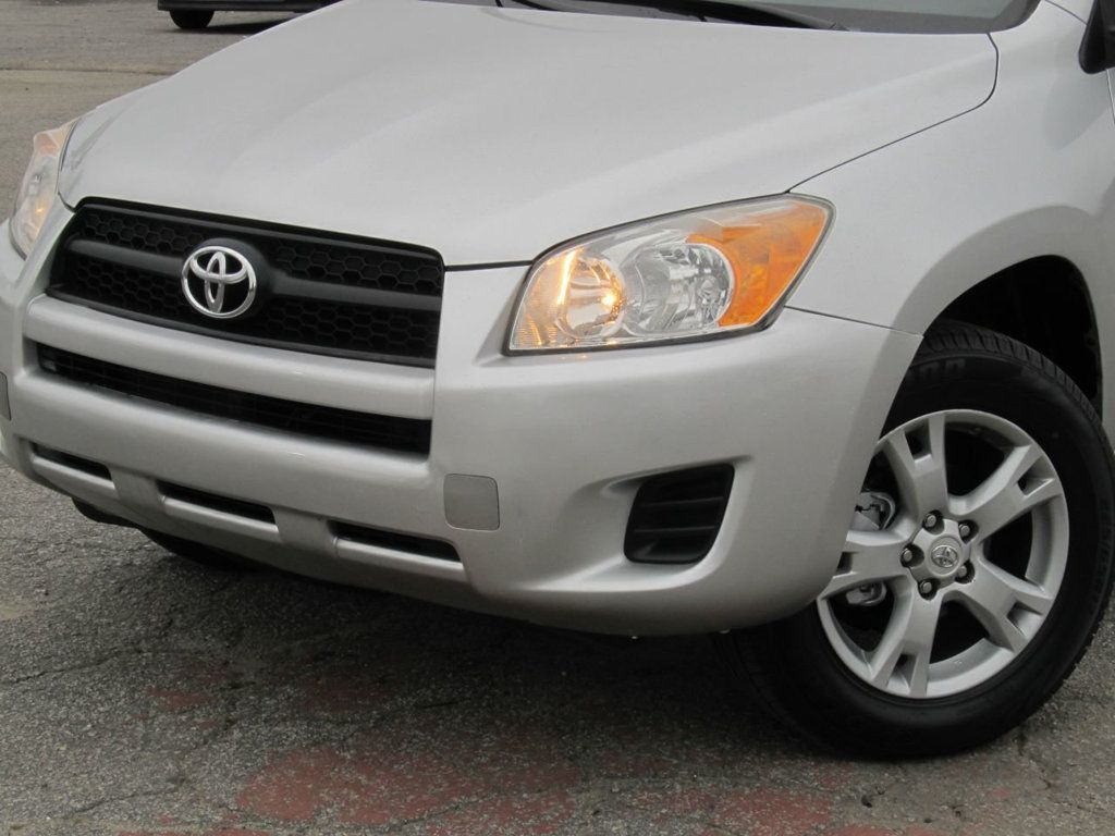 2011 Toyota RAV4 FWD 4dr 4-cyl 4-Speed Automatic - 18496041 - 22