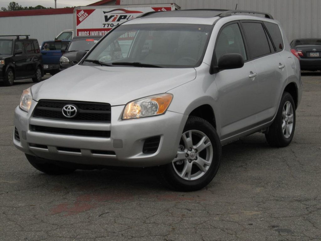 2011 Toyota RAV4 FWD 4dr 4-cyl 4-Speed Automatic - 18496041 - 24