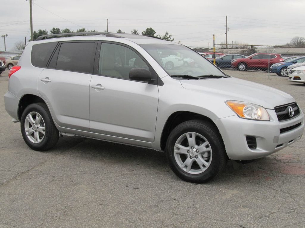 2011 Toyota RAV4 FWD 4dr 4-cyl 4-Speed Automatic - 18496041 - 2