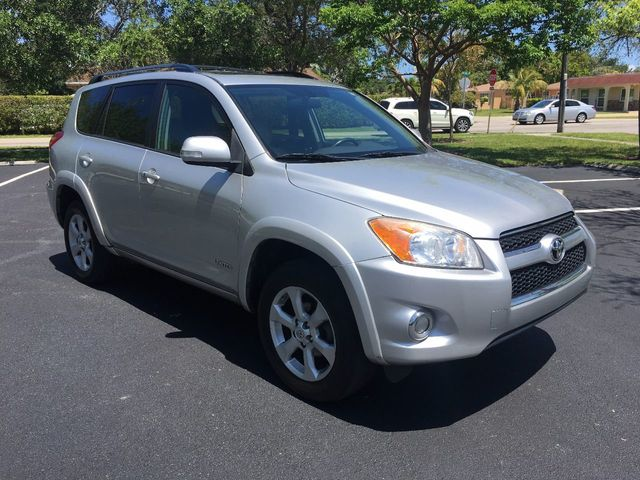 2011 Toyota RAV4 FWD 4dr 4-cyl 4-Speed Automatic Ltd - Click to see full-size photo viewer