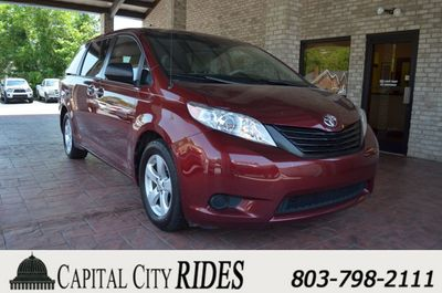2011 Used Toyota Sienna 5dr 7-Passenger Van V6 FWD at Capital City