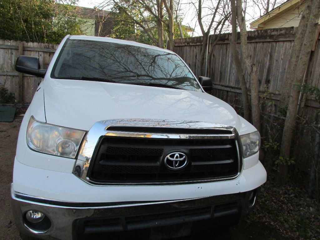 2011 Toyota Tundra Dbl 4.6L V8 6-Speed Automatic - 14732090 - 1