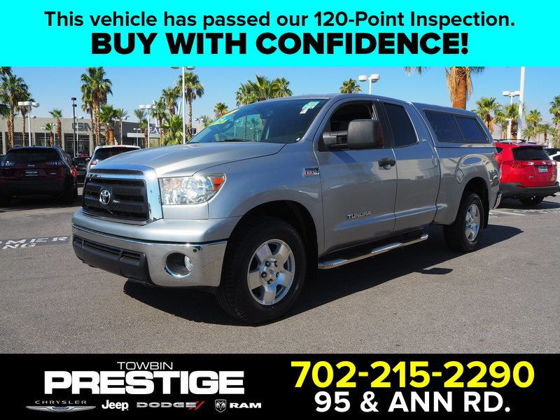 2011 Toyota Tundra Dbl 5.7L V8 6-Speed Automatic - 17888165 - 0