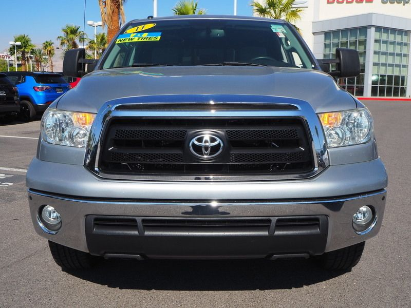 2011 Toyota Tundra Dbl 5.7L V8 6-Speed Automatic - 17888165 - 1