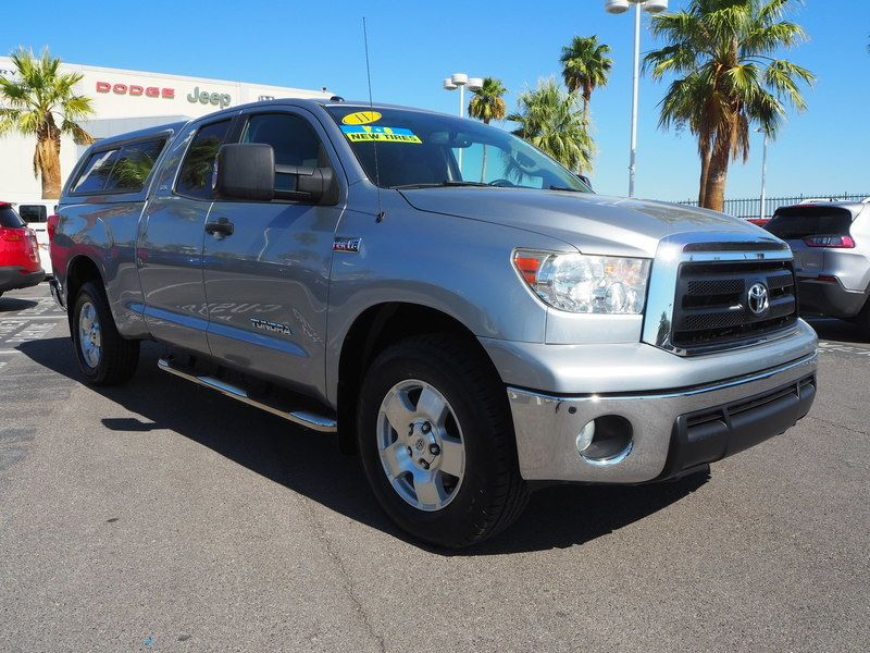 2011 Toyota Tundra Dbl 5.7L V8 6-Speed Automatic - 17888165 - 2