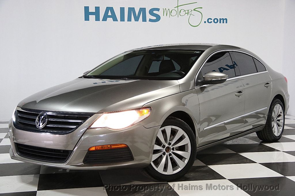 2011 used volkswagen cc 4dr sedan dsg r line at haims motors hollywood serving fort lauderdale. Black Bedroom Furniture Sets. Home Design Ideas