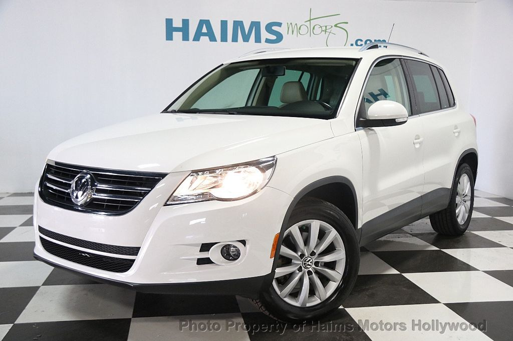 2011 used volkswagen tiguan s at haims motors serving fort lauderdale hollywood miami fl iid. Black Bedroom Furniture Sets. Home Design Ideas