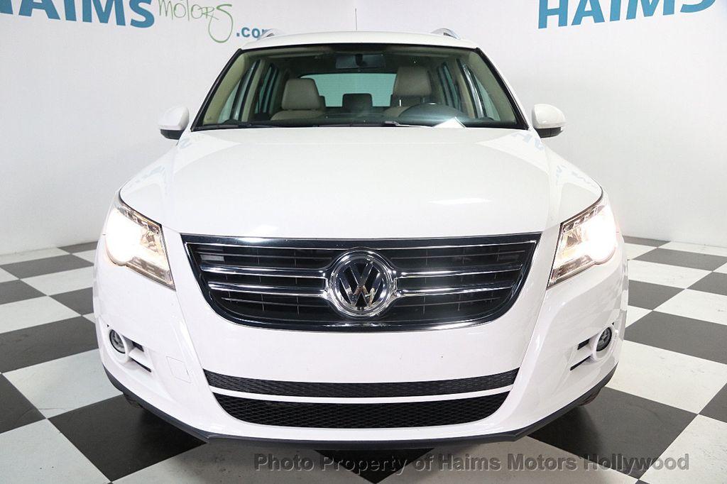 2011 Used Volkswagen Tiguan S At Haims Motors Serving Fort Lauderdale Hollywood Miami Fl Iid