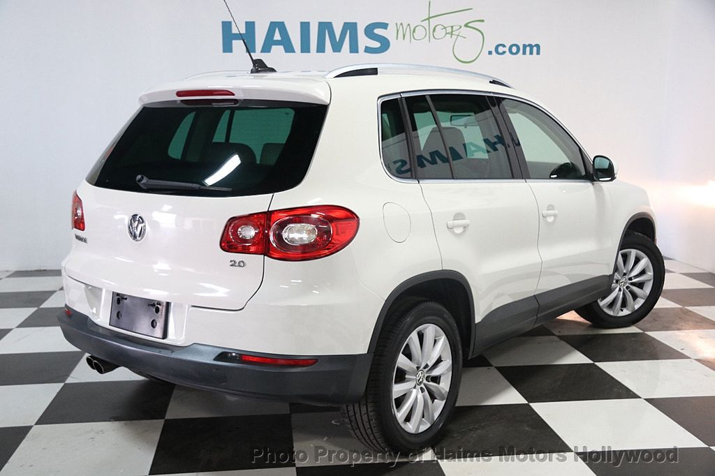 2011 Used Volkswagen Tiguan S at Haims Motors Serving Fort ...