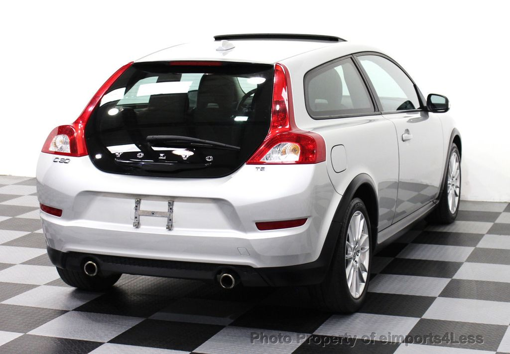 2011 used volvo c30 certified c30 t5 coupe at eimports4less serving doylestown bucks county pa. Black Bedroom Furniture Sets. Home Design Ideas