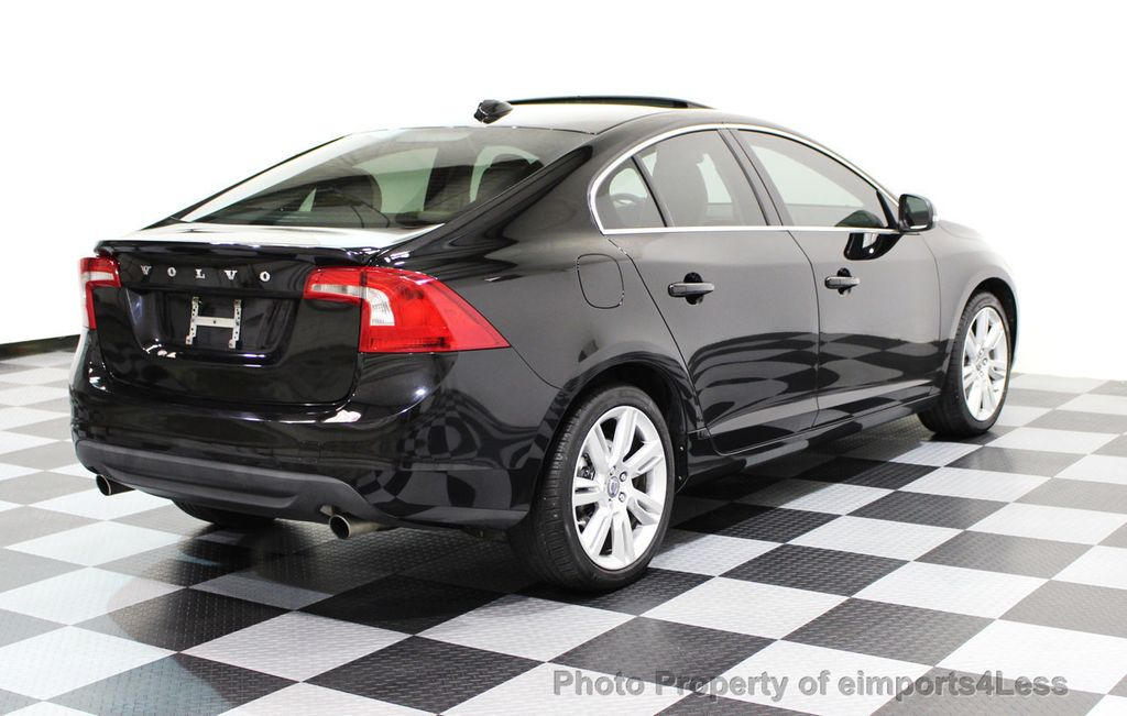2011 Volvo S60 CERTIFIED S60 T6 AWD - 16454302 - 13