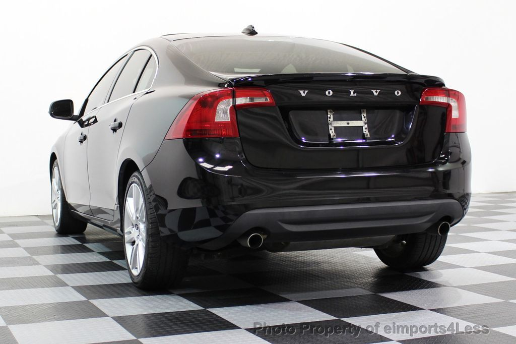 2011 Volvo S60 CERTIFIED S60 T6 AWD - 16454302 - 26