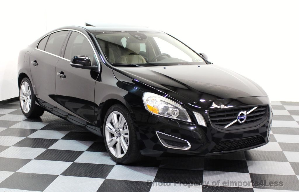 2011 Volvo S60 CERTIFIED S60 T6 AWD - 16454302 - 38