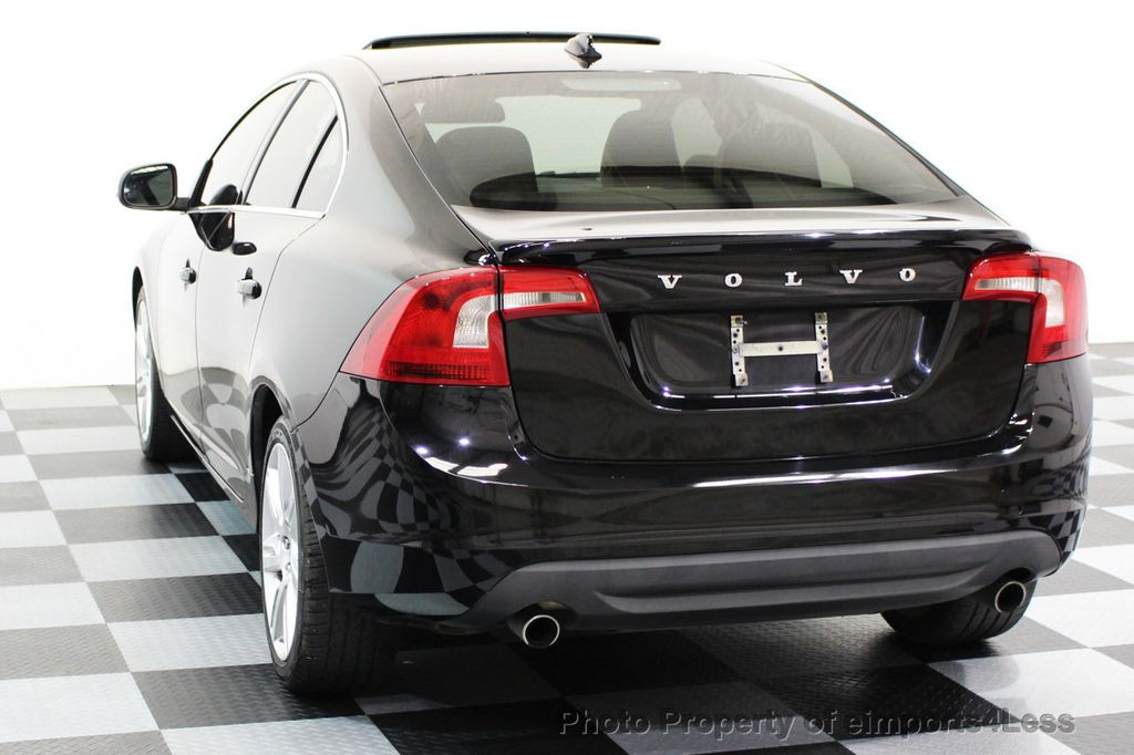 2011 Volvo S60 CERTIFIED S60 T6 AWD - 16454302 - 39