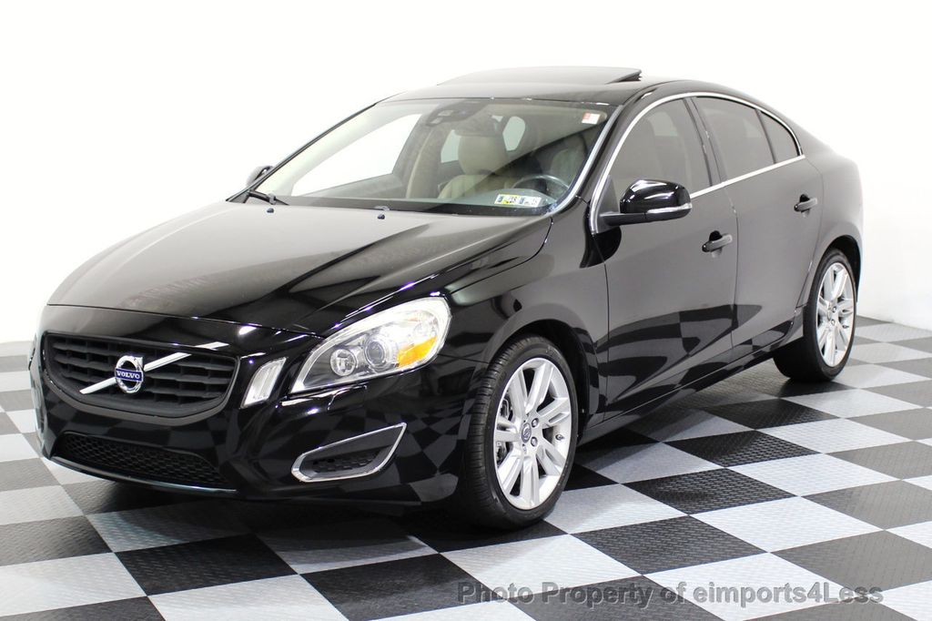 2011 Volvo S60 CERTIFIED S60 T6 AWD - 16454302 - 52