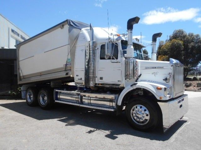 2011 Western Star 4864F alloy  body 6x4 - 18511615 - 11