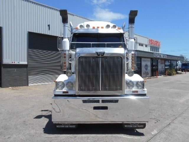 2011 Western Star 4864F alloy  body 6x4 - 18511615 - 1