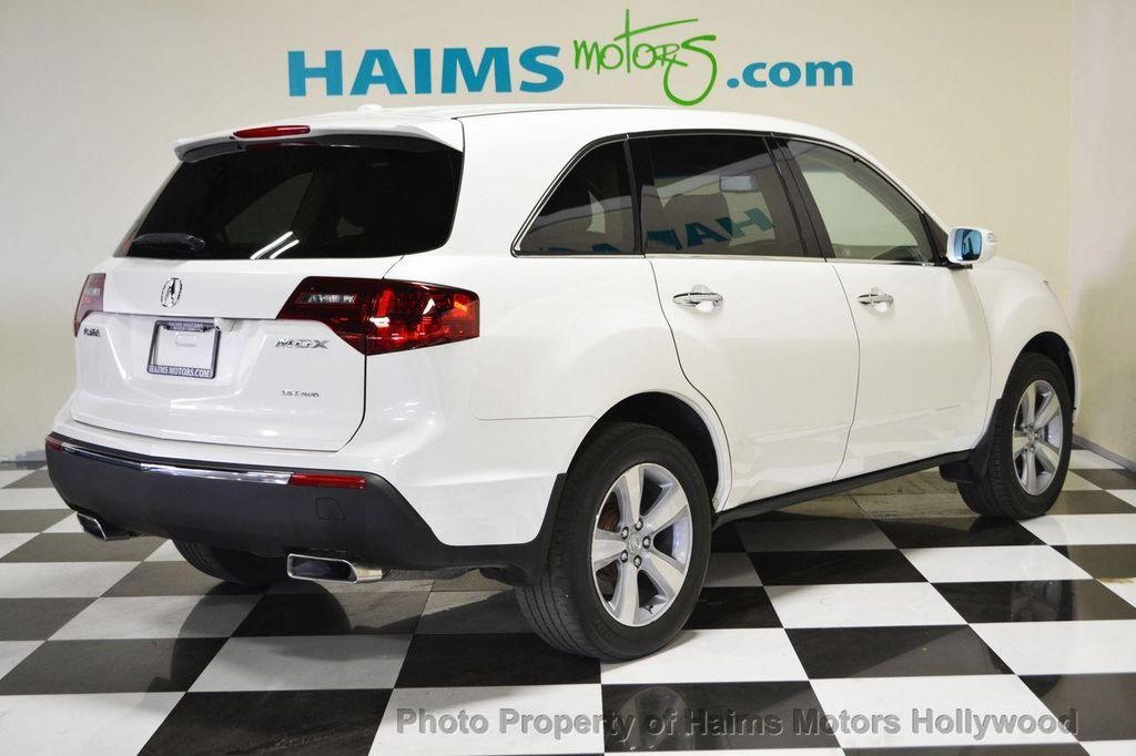 Used Acura MDX AWD Dr At Haims Motors Serving Fort - Acura of fort lauderdale