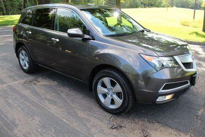2012 Acura MDX ONE OWNER AWD W/ TECHNOLOGY PKG NAVIGATION  NEW TIRES SUV