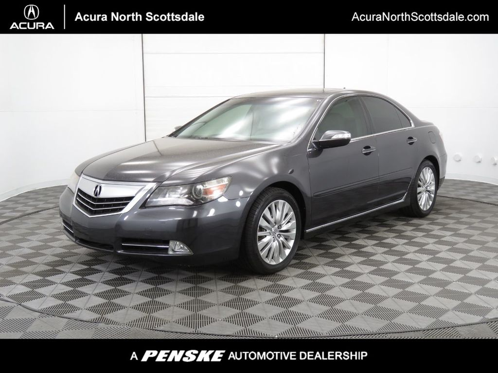 2012 Acura RL 4dr Sedan Tech Pkg - 20752569 - 0