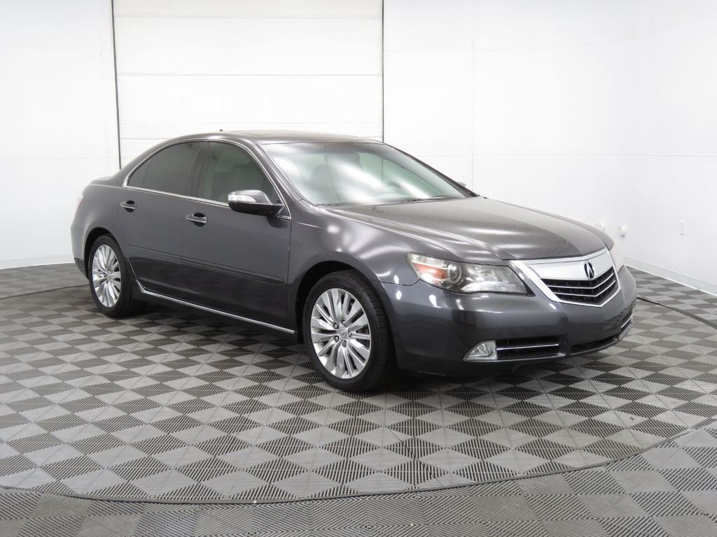 2012 Acura RL 4dr Sedan Tech Pkg - 20752569 - 2