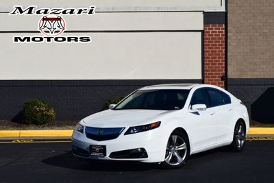 2012 Acura TL 4dr Sedan Automatic SH-AWD Tech