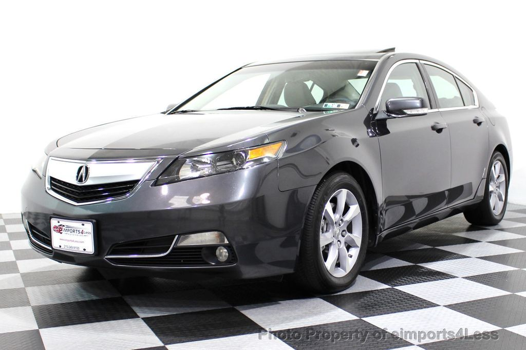 2012 Used Acura TL CERTIFIED TL at eimports4Less Serving Doylestown ...