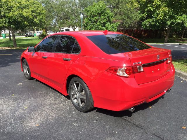 2012 Acura TSX 4dr Sedan I4 Automatic Special Edition - Click to see full-size photo viewer