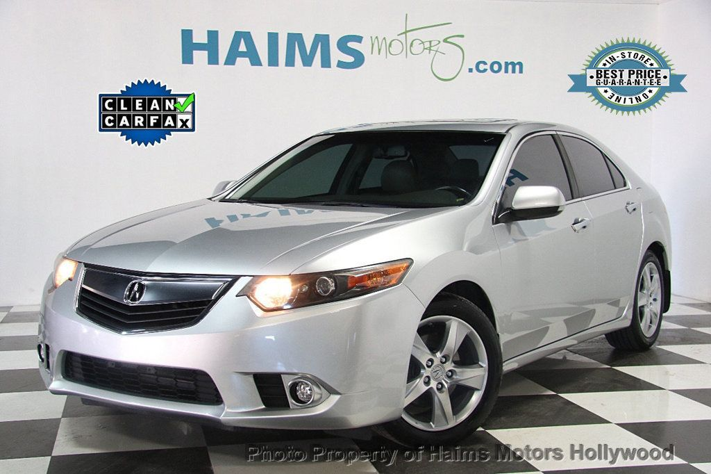 2012 Acura TSX 4dr Sedan I4 Automatic Tech Pkg - 17116135 - 0