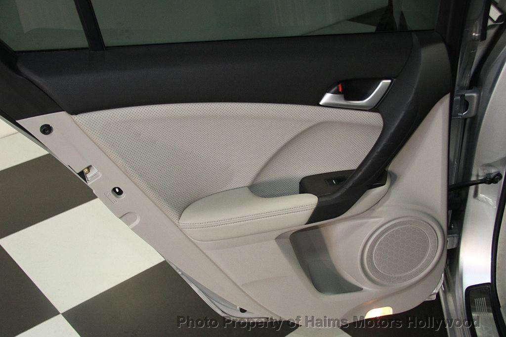 2012 Acura TSX 4dr Sedan I4 Automatic Tech Pkg - 17116135 - 11