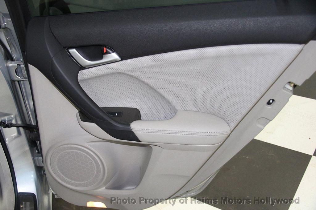 2012 Acura TSX 4dr Sedan I4 Automatic Tech Pkg - 17116135 - 12