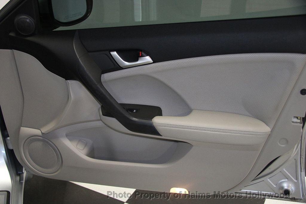 2012 Acura TSX 4dr Sedan I4 Automatic Tech Pkg - 17116135 - 13