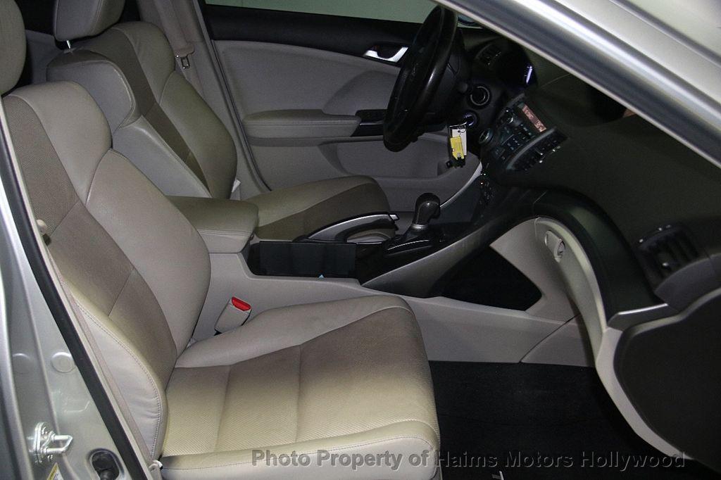 2012 Acura TSX 4dr Sedan I4 Automatic Tech Pkg - 17116135 - 14