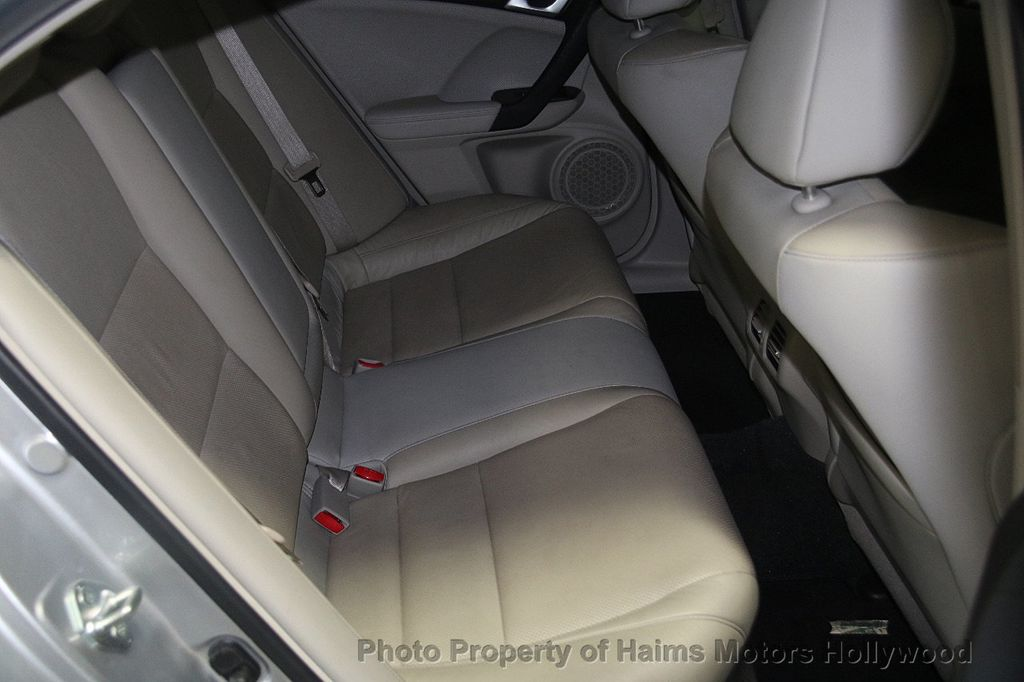 2012 Acura TSX 4dr Sedan I4 Automatic Tech Pkg - 17116135 - 15