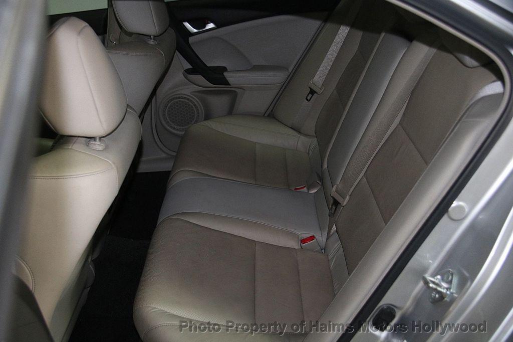 2012 Acura TSX 4dr Sedan I4 Automatic Tech Pkg - 17116135 - 16