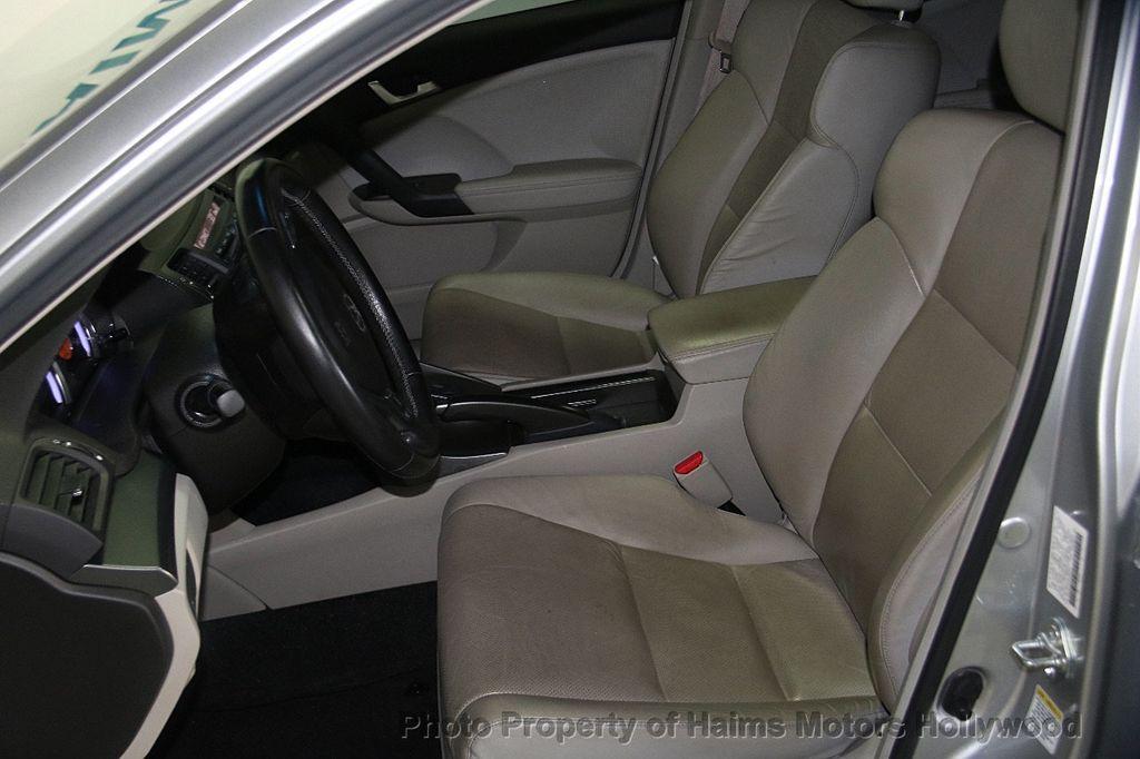 2012 Acura TSX 4dr Sedan I4 Automatic Tech Pkg - 17116135 - 17