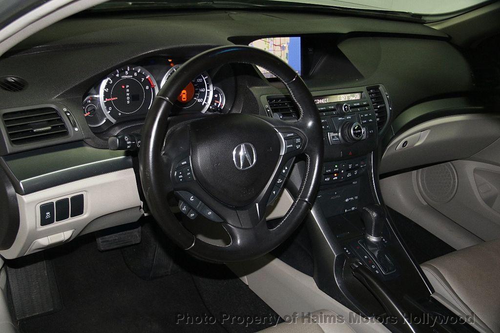 2012 Acura TSX 4dr Sedan I4 Automatic Tech Pkg - 17116135 - 18