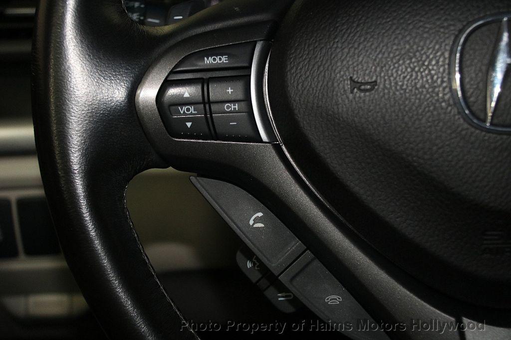 2012 Acura TSX 4dr Sedan I4 Automatic Tech Pkg - 17116135 - 24