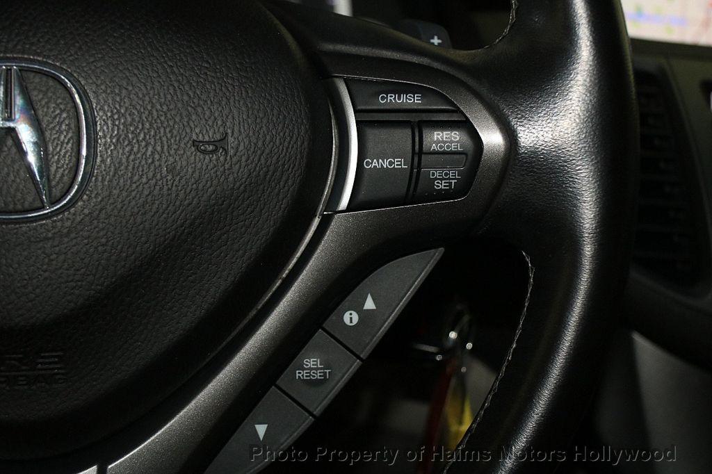 2012 Acura TSX 4dr Sedan I4 Automatic Tech Pkg - 17116135 - 25
