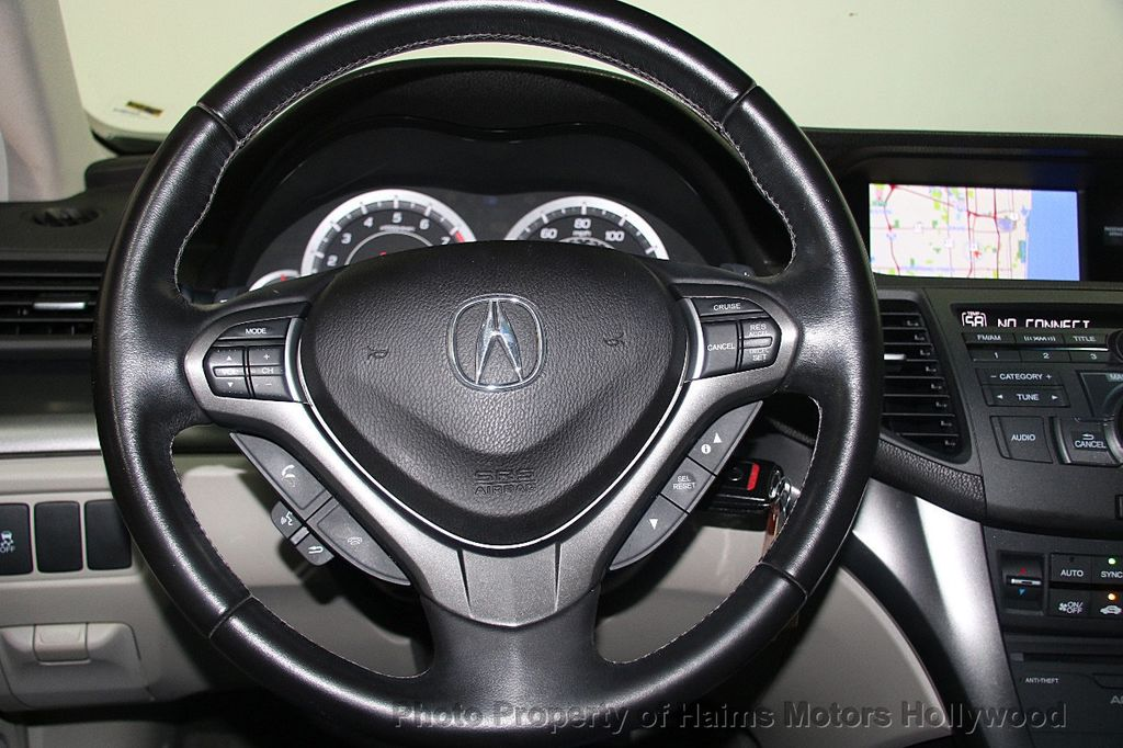 2012 Acura TSX 4dr Sedan I4 Automatic Tech Pkg - 17116135 - 27