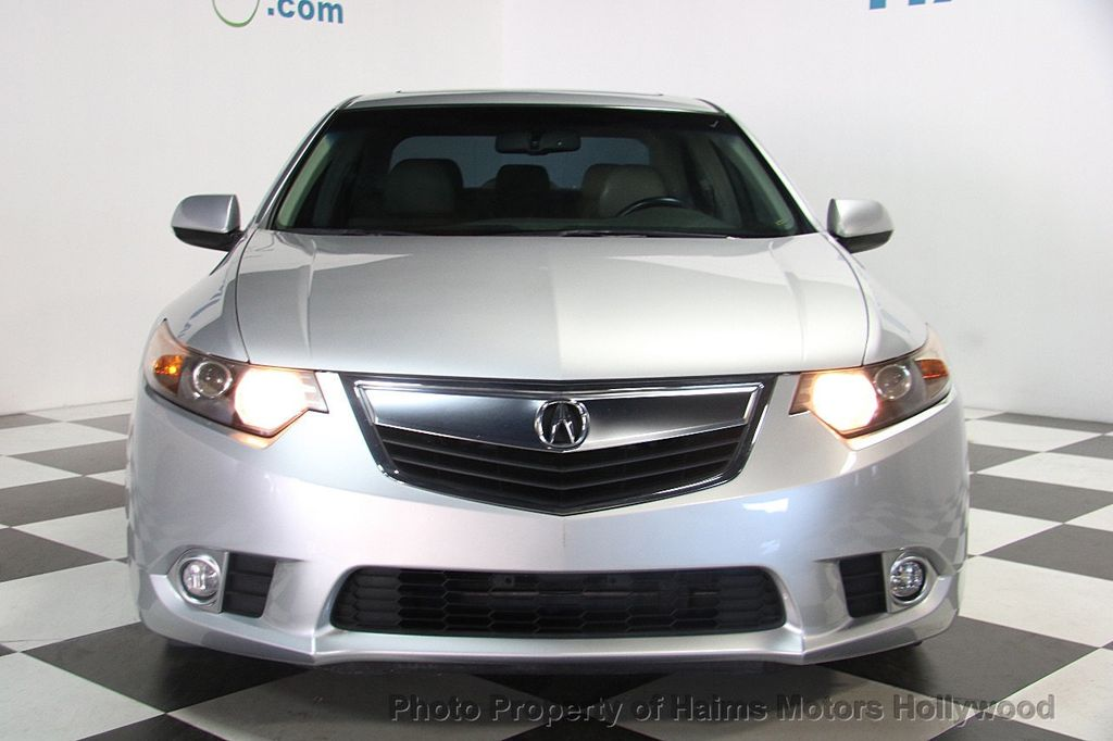 2012 Acura TSX 4dr Sedan I4 Automatic Tech Pkg - 17116135 - 2