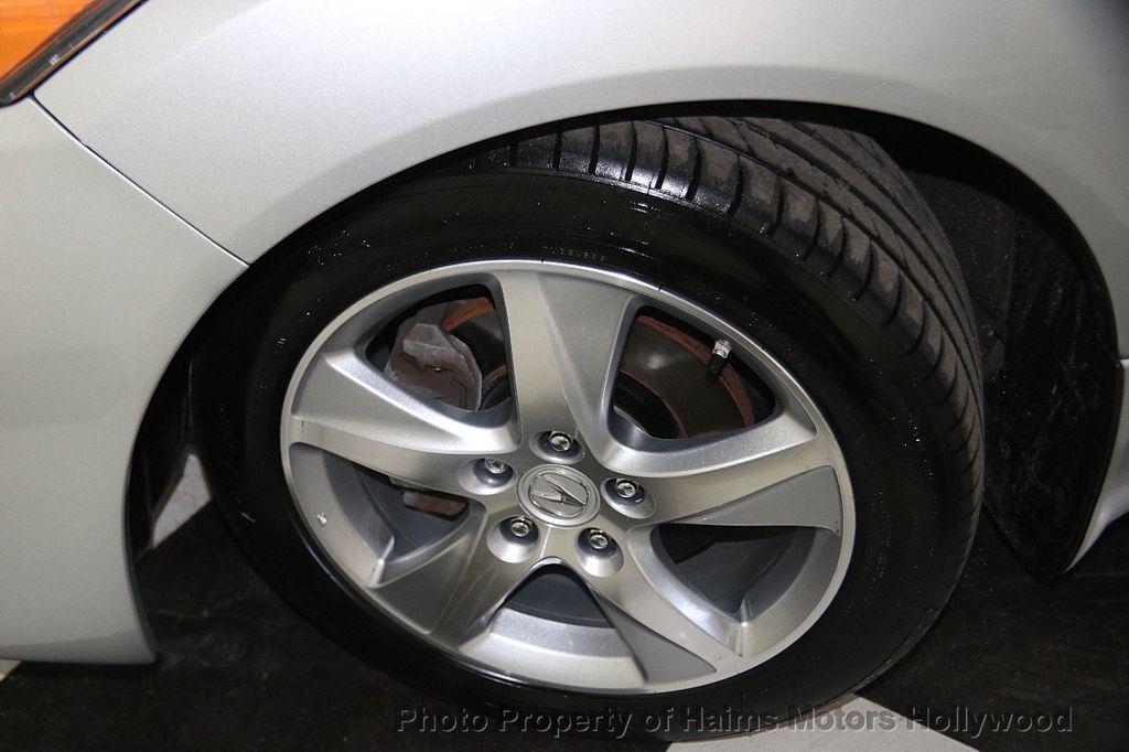 2012 Acura TSX 4dr Sedan I4 Automatic Tech Pkg - 17116135 - 31