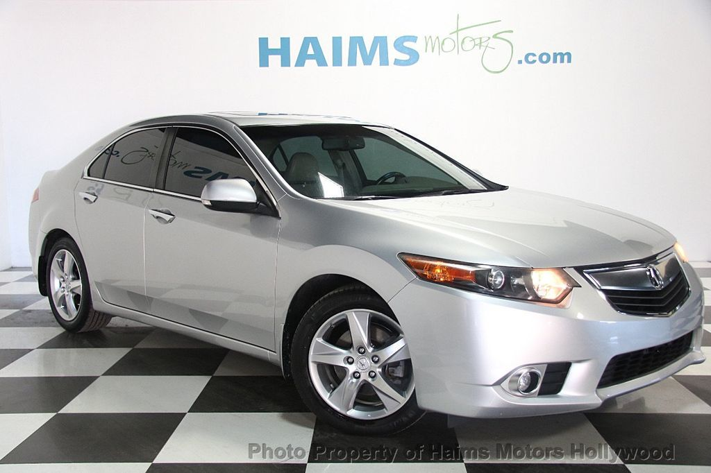 2012 Acura TSX 4dr Sedan I4 Automatic Tech Pkg - 17116135 - 3