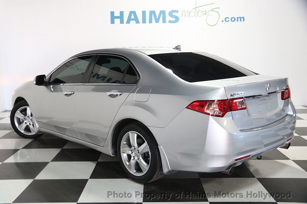 2012 Acura TSX 4dr Sedan I4 Automatic Tech Pkg - 17116135 - 4