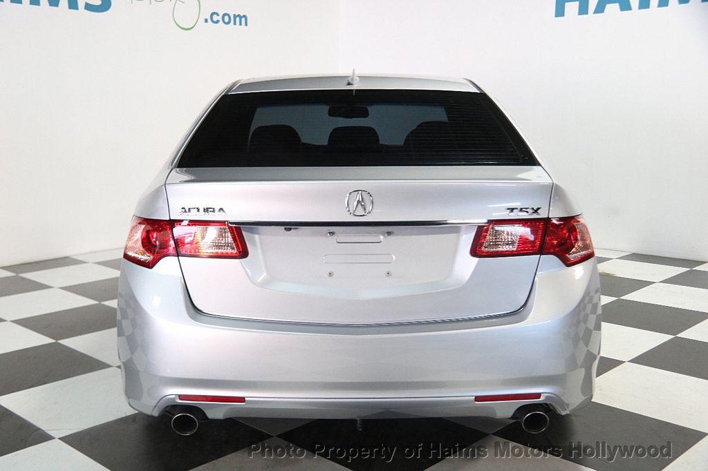 2012 Acura TSX 4dr Sedan I4 Automatic Tech Pkg - 17116135 - 5