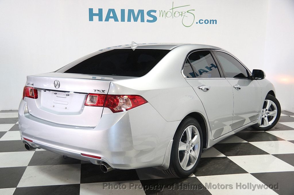 2012 Acura TSX 4dr Sedan I4 Automatic Tech Pkg - 17116135 - 6