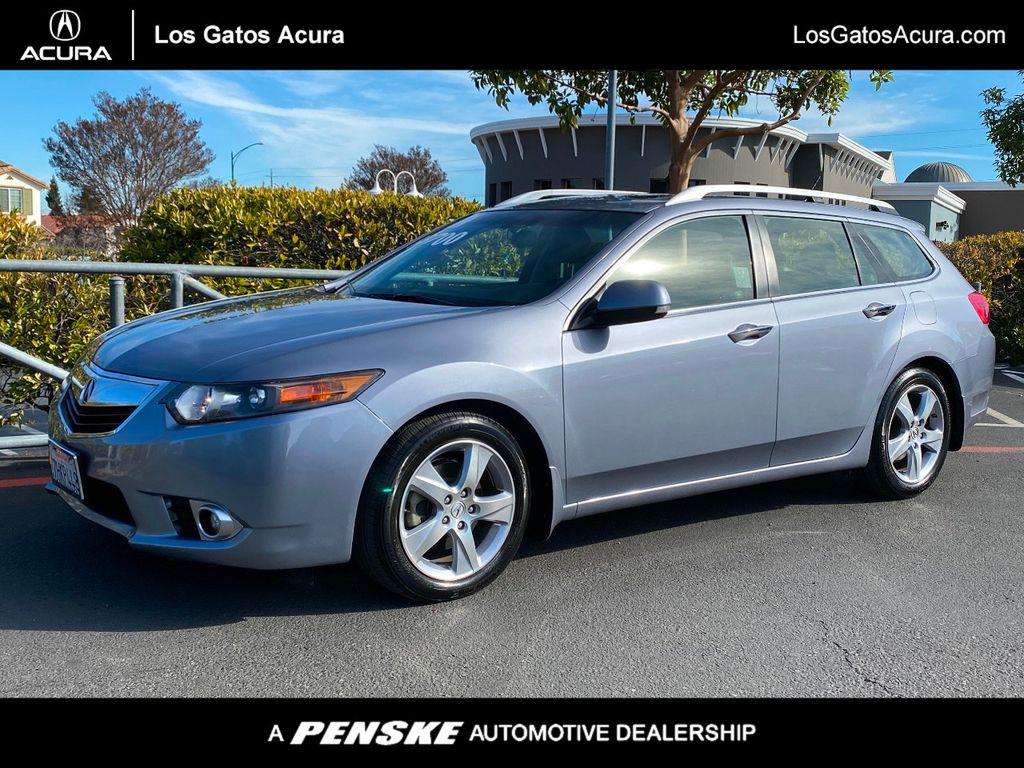 Used 2012 Acura Tsx Sport Wagon 5dr Sport Wagon I4 Automatic Tech Pkg For Sale In Los Gatos California 41005a Penskecars Com