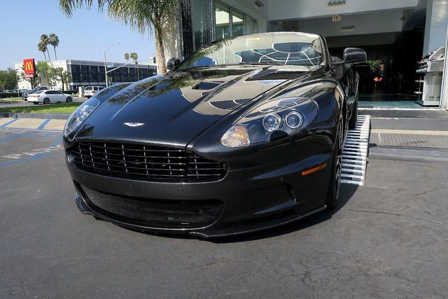2012 Aston Martin DBS 2dr Volante Carbon - Click to see full-size photo viewer